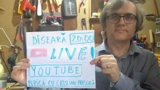 Discutii LIVE (SpaceX, 5G, fizica etc)