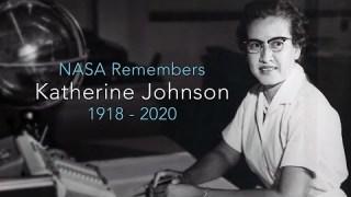 NASA Remembers Hidden Figure Katherine Johnson