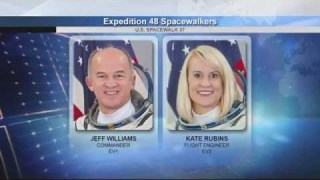Second ISS Spacewalk in Two Weeks on This Week @NASA – September 2, 2016