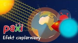 Paxi – Efekt cieplarniany