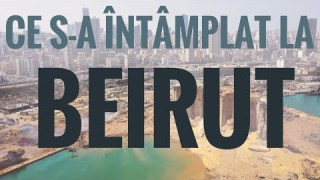 Reacție la cald: explozia din Beirut
