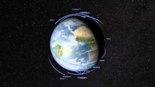 NASA Celebrates Earth Month 2013: The View from Orbit