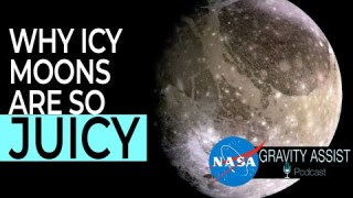 Gravity Assist: Why Icy Moons are So Juicy, with Athena Coustenis