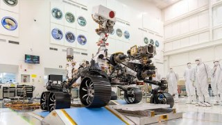 #EZScience: Launching to Mars with NASA's Perseverance Rover
