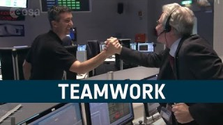 Paolo Ferri on communication and teamwork | ESA Masterclass