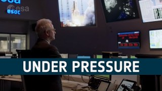 Paolo Ferri on working under pressure | ESA Masterclass
