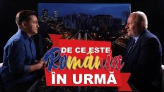 De ce este România în urmă? – cu Iulian Fota – #IGDLCC E016 #PODCAST