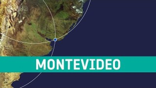 Earth from Space: Montevideo