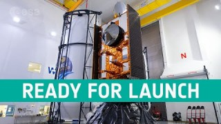 Copernicus Sentinel-6 ready for launch