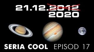 Ep.17 Conjuncția lui Jupiter și Saturn, pe 21 decembrie 2020. Ce se va întâmpla?