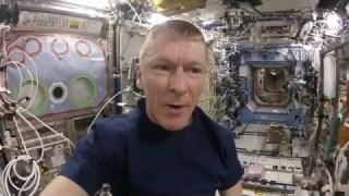 ISS reboost