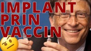 Vaccinul, o metodă de control? 😱