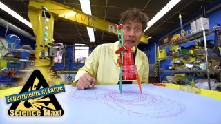 Science Max|BUILD IT YOURSELF|ART Robot| Education