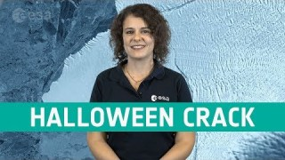 Earth from Space: Halloween crack