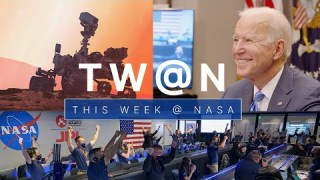Presidential Congratulations for Perseverance Rover Team This Week @NASA – March 5, 2021