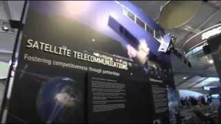 ESA at Farnborough 2012 – A Tour of the ESA Stand
