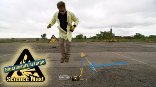 Science Max|BUILD IT YOURSELF|Stomp Rocket|EXPERIMENT
