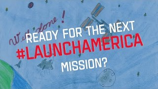 #LaunchAmerica: Ready for the Next NASA and SpaceX Mission?