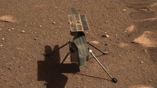 First Flight of the Ingenuity Mars Helicopter: Live from Mission Control