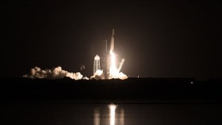 News Update After Launch of NASA's SpaceX Crew-1 Mission to the International Space Station