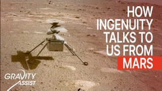 How Ingenuity Talks to Us From Mars
