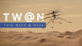 Preparing for First Flight on Mars on This Week @NASA – March 26, 2021