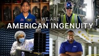 NASA: We Are American Ingenuity
