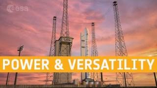Vega-C: power and versatility