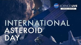 NASA Science Live: International Asteroid Day