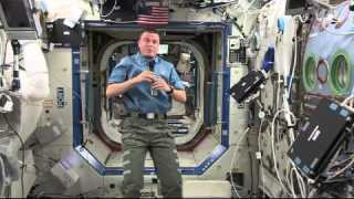 """NASA Astronaut ISS Crew Member Reid Wiseman Discusses Life in Space with ABC's """"Nightline"""""""