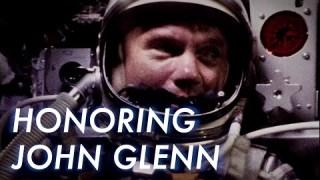 NASA Honors the 100th Anniversary of John Glenn's Birth