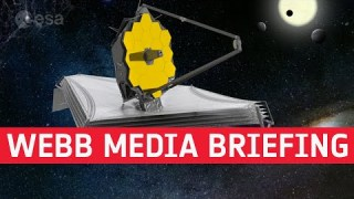 James Webb Space Telescope – Media briefing and Q&A