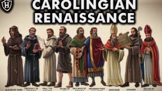 Charlemagne (Part 2/2) ⚔️ The Carolingian Renaissance