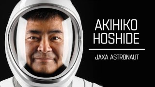 Meet Akihiko Hoshide, Crew-2 Mission Specialist