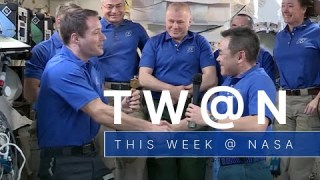 A Change of Command Aboard the Space Station on This Week @NASA – October 8, 2021
