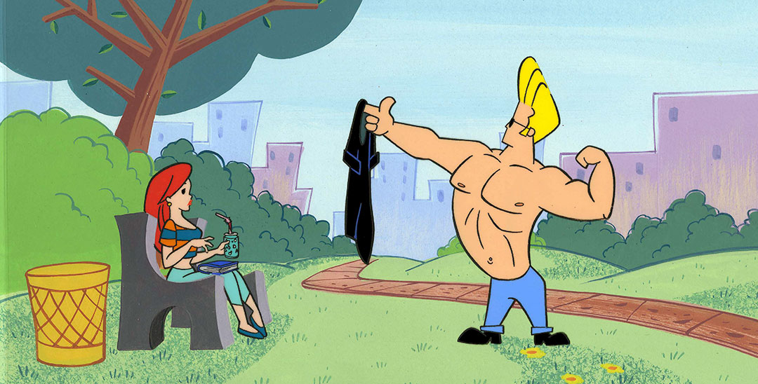Bravo6w 0 - How Van Partible '93 Gave Life to Johnny Bravo