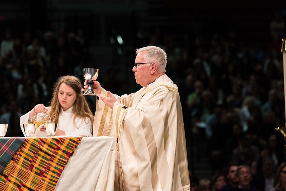 2017commencementmass - 2017 LMU Baccalaureate Mass