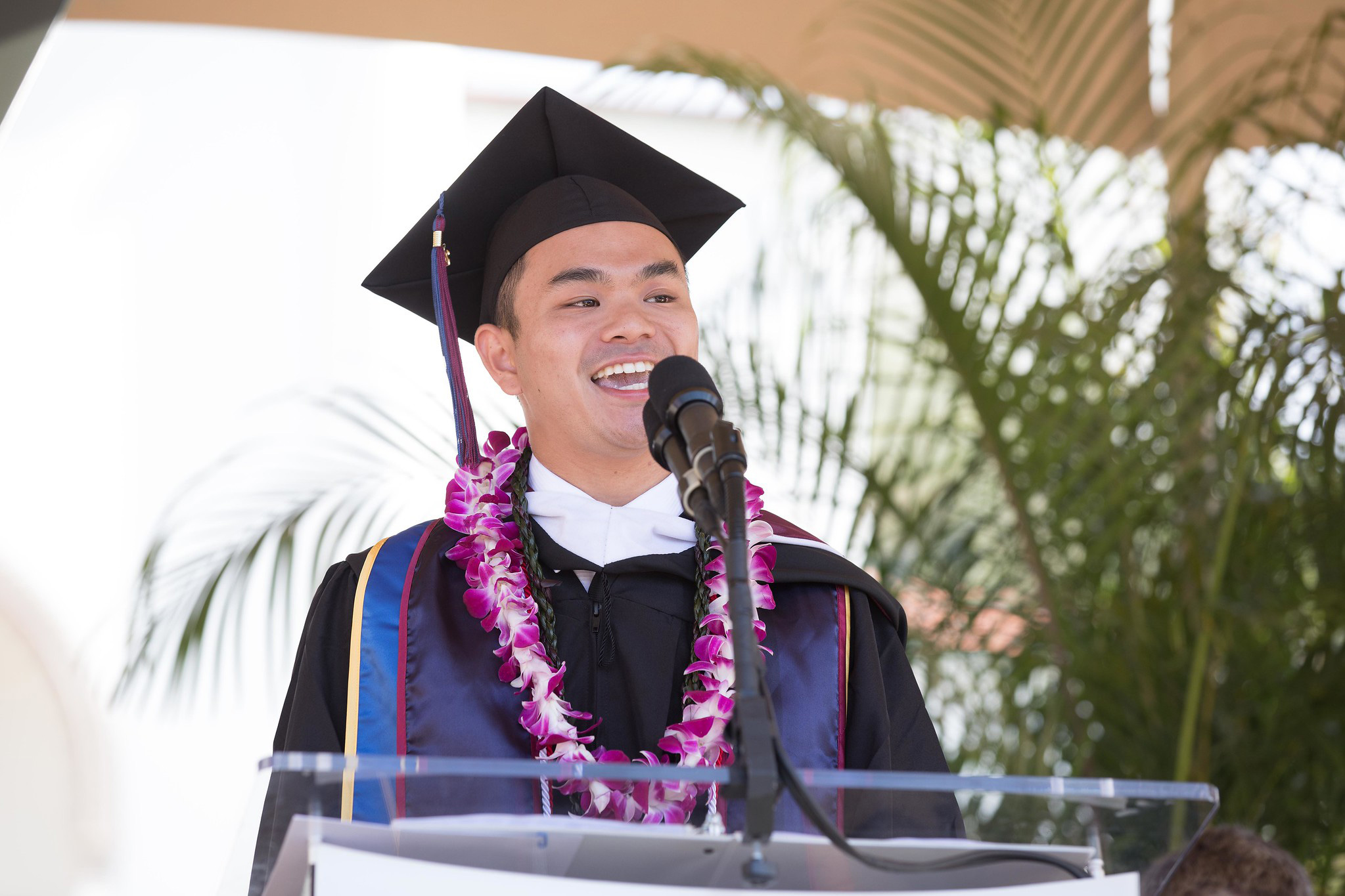 2018 Valedictorian Address by Jonathan Adam Manalo Santos