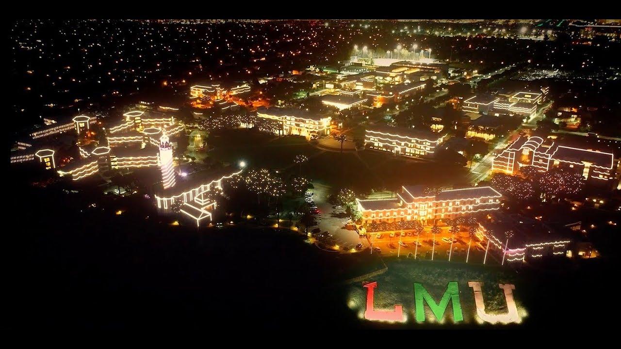 maxresdefault - Christmas Greetings of Peace, Love, and LMU