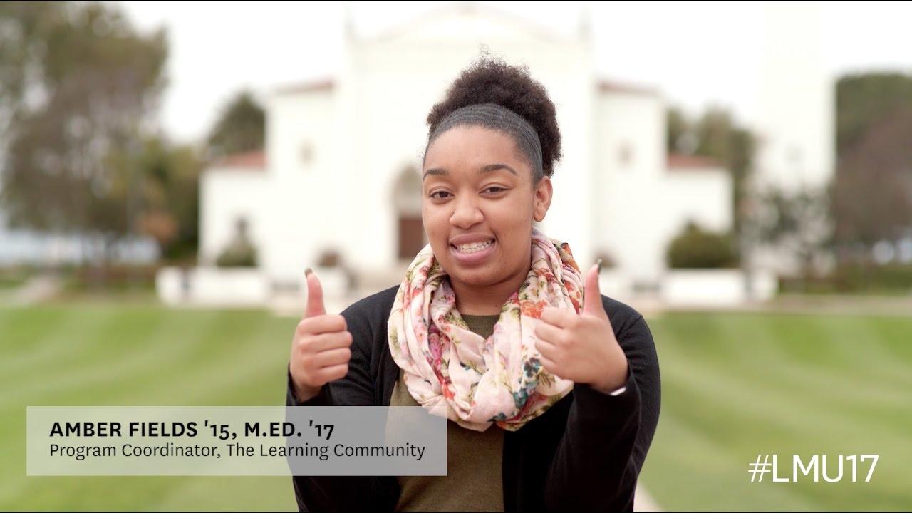 advice to the lmu class of 2017 - Advice to the LMU Class of 2017