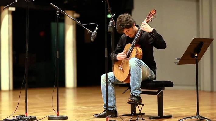 Agustin Barrios – La Cathédrale. Gabriel Bianco, guitare