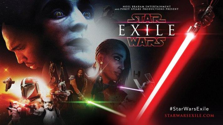 Exile – 2016 Star Wars fan film (full movie)