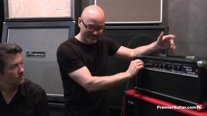 Gear: 1983 100-watt Dumble Overdrive Special Demo