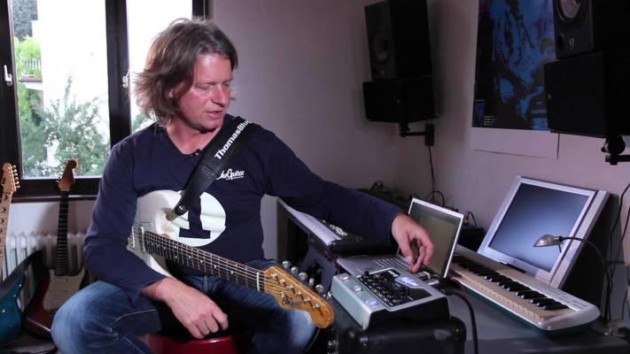 Gear: BluGuitar AMP1 explained by Thomas Blug