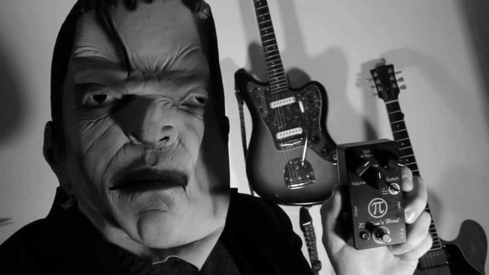 Gear: Frankenstomp: Vick Audio '73 Ram's Head Review