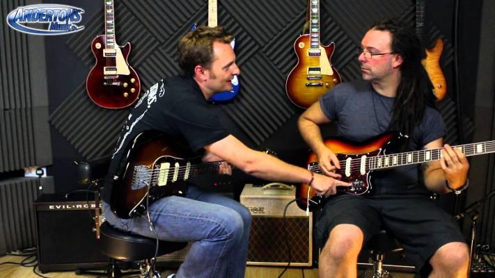 Gear: Squier Vintage Modified v Fender Pawn Shop Bass VI