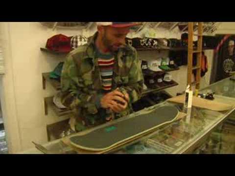 How to Customize a Skateboard : How to Cut & Polish Skateboard Grip Tape