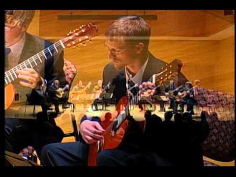 IPFW Guitar Ensemble: Metallica Medley