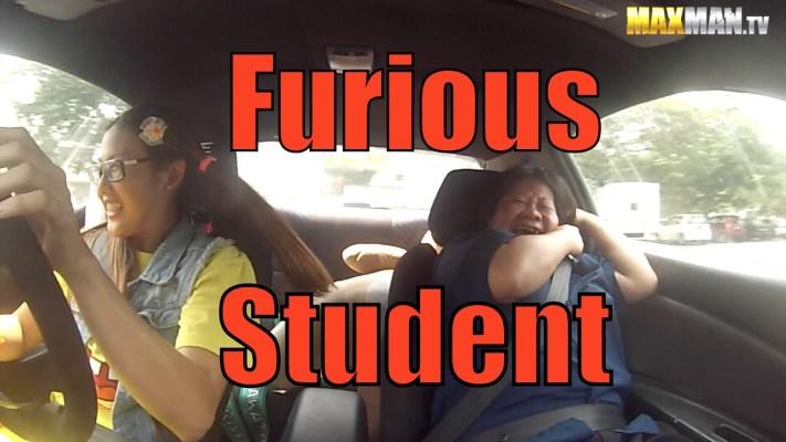 prank: Fast & Furious nerd driver shocks instructors