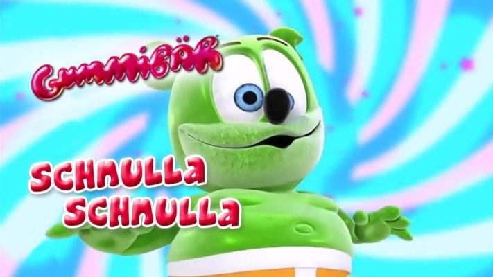 Schnulla Schnulla (The Nuki Song) German Gummy Bear